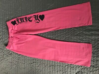 Lovely Pair of Girls Bottoms of Juicy Couture age 10
