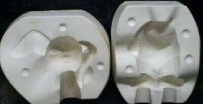 Ceramic Mold Molds SOFTY STANDING RABBIT Kimple 1147 & 1148