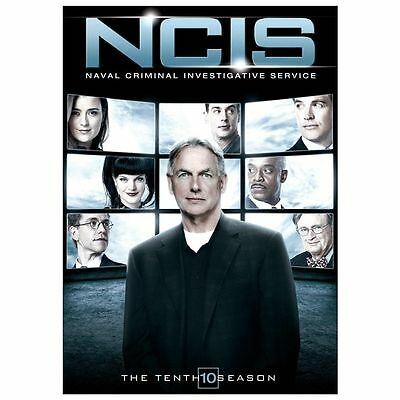 NCIS - Naval Criminal Investigative Service - Tenth Season  (DVD, 2013)   NEW