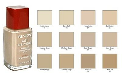 Revlon Age Defying 3X Foundation SPF 15 30mL