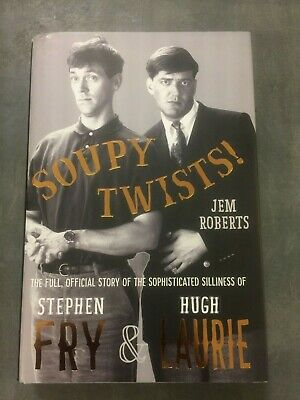 Soupy Twists!: The Full Official Story of the Sophisticated Silliness of Fry...
