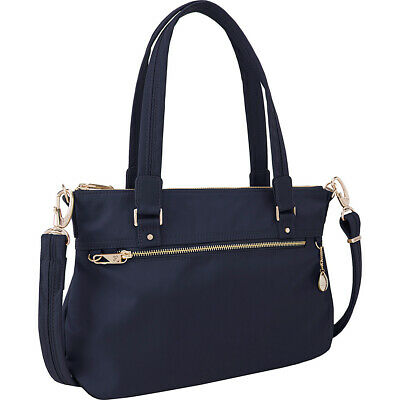 Sapphire One Size Travelon 43196 341 Anti-Theft Tailored Tote Bag