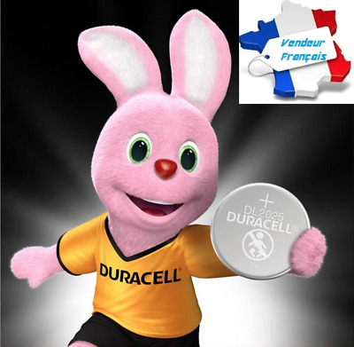 DURACELL Piles Bouton Lithium 3V DL/CR 1220-1616-1620-2016-2025-2032-2430-2450