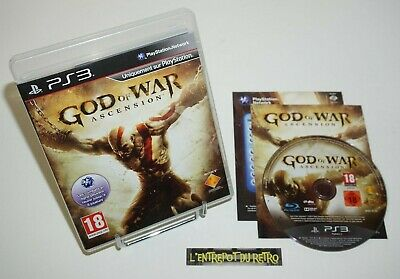 ++ jeu PS3 playstation 3 GOD OF WAR ascension ++