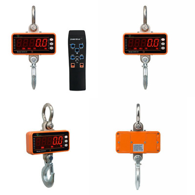 Hyindoor Crane Scale 1t High Resolution Electronic Industrial Scale Digital Hang