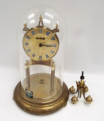 KUNDO Large Quartz Battery Operated Clock With Dome - Spares/Repairs - H56
