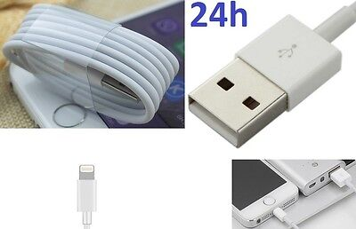 EXPRESS - Cable 2m Sync Data 2 METRES USB Chargeur Recharge iPhone Apple Ipod