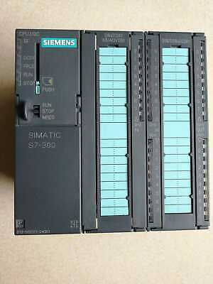 ONE USED SIEMENS 6ES7 313-5BE01-0AB0 Tested It In Good Condition