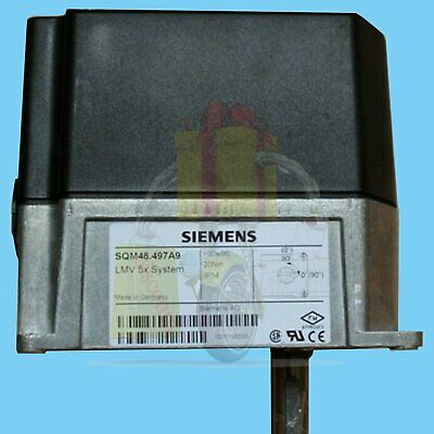 1pc new in box Siemens SQM48.497A9 Damper actuator one year warranty
