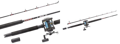Abu Garcia MT602SWH//GT345 Right Hand Boat Rod and Reel Combo 6 Feet