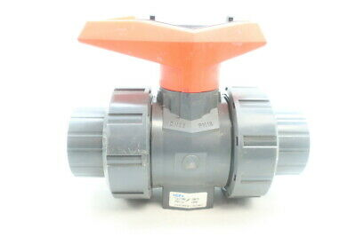 George Fischer Gf+ 546 Manual Pvc Ball Valve 1in