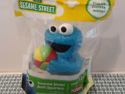 Sesame Street Elmo Pacifier Clip Attacher New In Package Perfect Condition