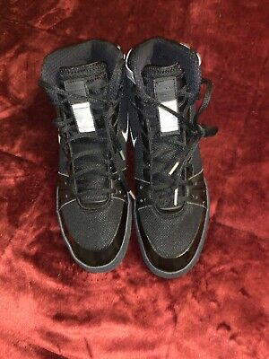Nike Freek Wrestling Shoes Black Silver: Size12 LIMITED EDITION