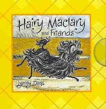 Hairy Maclary and Friends Little Library, Hardcover by Dodd, Lynley, Like New...