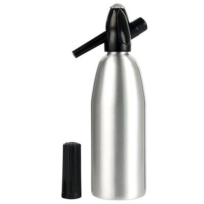 Professionelle Soda Siphon 1L Aluminium Co2 Flash Soda Stick Werkzeug S6J4