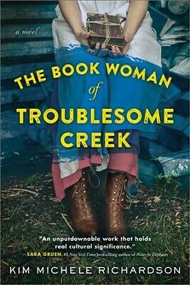 Book Woman of Troublesome Creek, Hardcover by Richardson, Kim Michele, Like N...