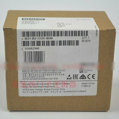 1 PC New in box Siemens plc module 6ED1 052-1CC01-0BA8 6ED1052-1CC01-0BA
