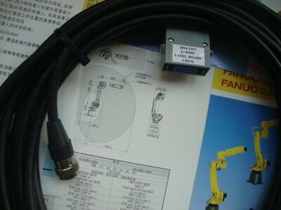 One New Fanuc A660-2004-T411 10M Teach Pendant Cable A6602004T411 Free Shipping