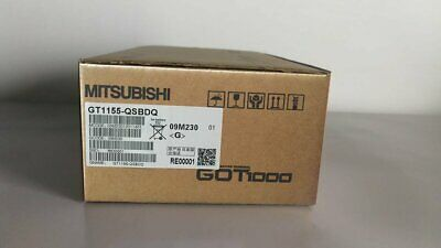 NEW in box Mitsubishi touch screen GT1155-QSBDQ One year warranty