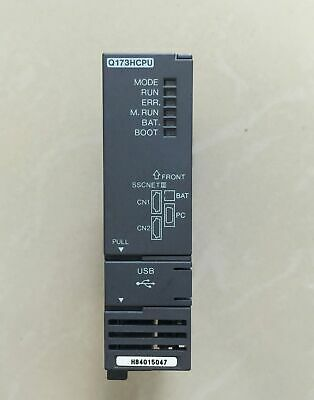 Used Mitsubishi FX2-48MT PLC Module Tested In it Good Condition