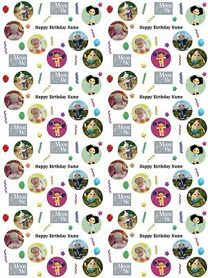 Jake Peralta Personalised Birthday Wrapping Paper ADD NAME CHOOSE BACKGROUND