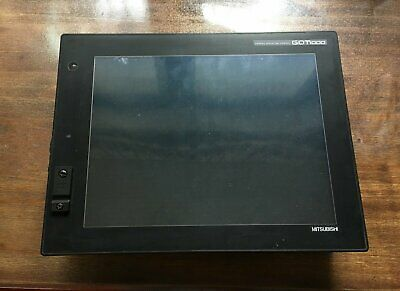 ONE Used Mitsubishi touch screen GT1575-VNBA Tested In Good Condition