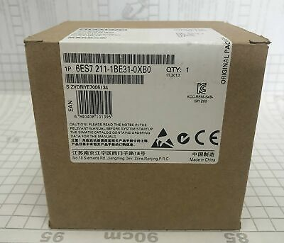 1PC NEW Siemens 6ES7211-1BE31-0XB0 PCL module IN BOX One year warranty