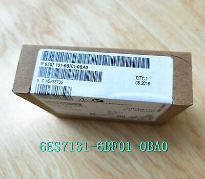 1PC NEW Siemens 6ES7131-6BF01-0BA0 PCL module one year warranty
