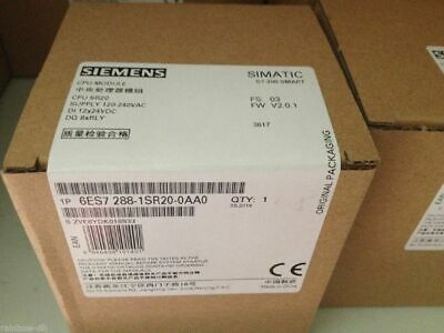 1PC New In Box Siemens 6ES7 288-1SR20-0AA0 CPU 6ES7288-1SR20-0AA0