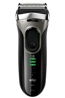 Braun Series 3 Scheerapparaat - 3090 Clean & Charge
