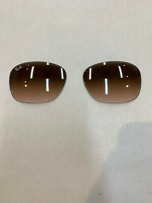 Ray Ban Jackie Ohh 4101 Replacement Lenses. Brown Gradient W/ Backside AR. 58mm