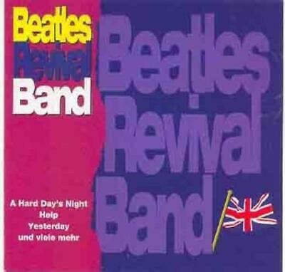 Beatles Revival Band : with a little help from my friends CD Fast and FREE P & P