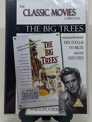 The Big Trees - The Classic Movies Collection, KIRK DOUGLAS - NEW AND SEALED