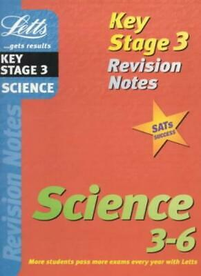 Science Levels 3-6: Key Stage 3 Revision Notes (Revise National Tests),