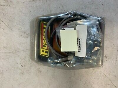 Kawasaki ZXR1200 Front Brake Line Kit by Russell, Part #R08346