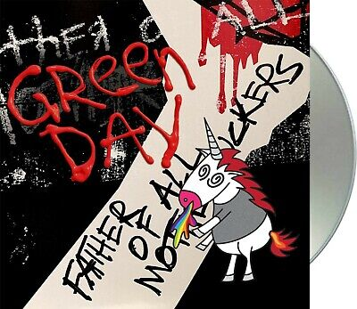 """Green Day """"father of all"""" CD NEU Album 2020"""