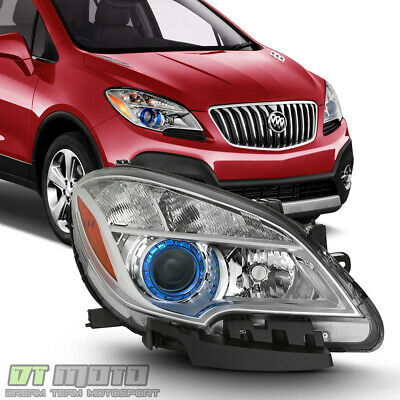 NEW [RIght,Passenger Side] For 2013-2016 Buick Encore Halogen Headlight Headlamp