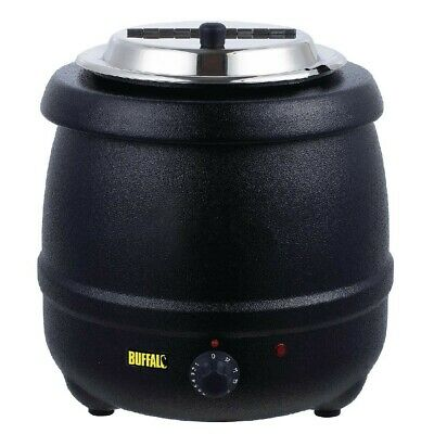 Buffalo Soup Kettle in Black - 10 L - Brand New