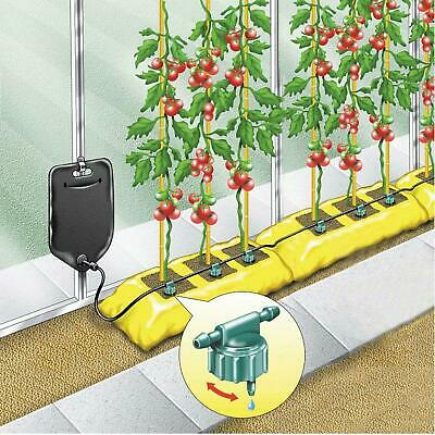 Automatic Holiday Plant Watering System Gravity Fed Irrigation Water Drip Kit