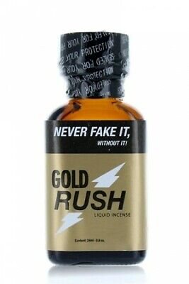Poppers Gold Rush 24 ml Poppers - Sexshop