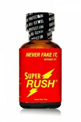 Poppers Super Rush 24ml Poppers - Sexshop