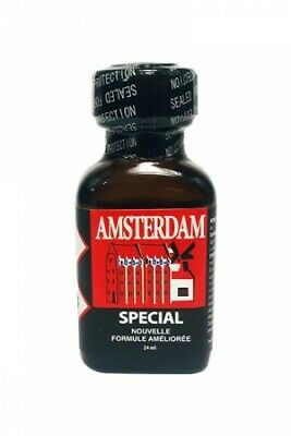 Poppers amsterdam special 24 ml Poppers - Sexshop