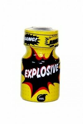Poppers Explosive 9ml Poppers - Sexshop