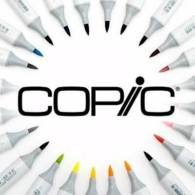 Copic Sketch Markers - 'Genuine' items unlike a lot of fakes on this site !!