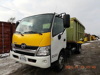 2013 HINO 195 Cab Over TRUCK with Multi-Lift for sale