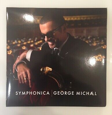 George Michael 2 x LP Symphonica / Virgin EMI Records Original limited 500 vinyl