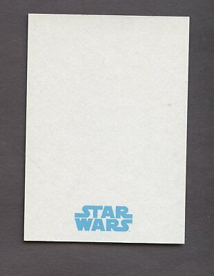 Topps Star Wars Journey to the Force Awakens JTTFA Blank Sketch Card