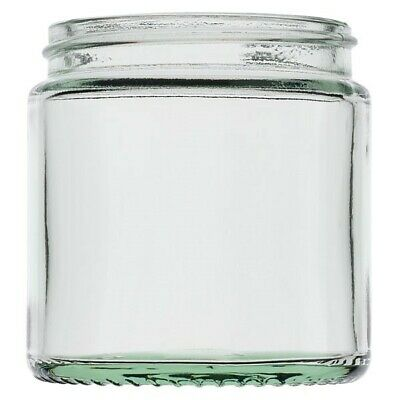 Academy Wide Neck Bottle Jar Soda Lime Glass 125ml Pack of 54