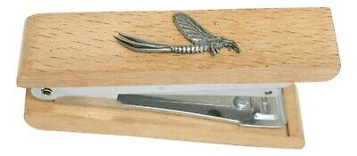 Mayfly Wooden Stapler Office Stationary Wildlife Gift 237