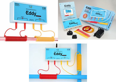 Eddy Electronic Water Descaler - Water Softener Alternative - Money Back Guarant